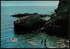 AA2613 La Spezia - Provincia - Deiva Marina - Scogliere in controluce