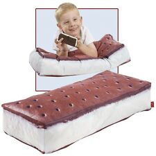 DCI Ice Cream Sandwich Pillow, Yummy Pillow, Body Pillow