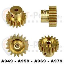 Wltoys A949 A959 A969 A979 1:18 RC Car Auto 17T Zähne Gear Zahnrad 390 Motor 17