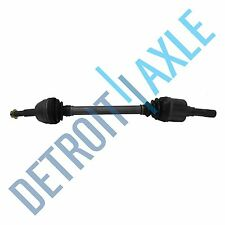 Complete Rear Passenger Side CV Axle Drive Shaft - Made in the USA