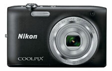 Nikon Coolpix S2800 20.1 Megapixels Digital Camera - black