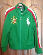 Used Polo Ralph Lauren Track Jacket - In excellent condition. Size S(8yrs)
