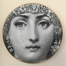 Porcelain Plate No 30 by Atelier Fornasetti