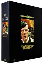 """DIRTY DOZEN"" (Lee Marvin) - Deluxe DVD Set - NUEVO STOCK - Raro & Deleted"