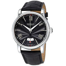 MontBlanc 4810 Automatic Black Dial Mens Watch 115122