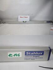 stahlux 1000 mm Imán Precisión de la medición 0,5 mm nivel de aluminio