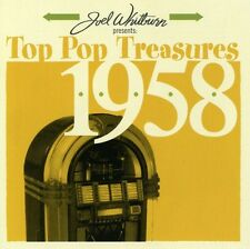 Joel Whitburn Presents: Top Pop Treasure (2008, CD NEUF)