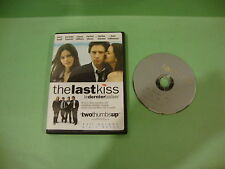 The Last Kiss (DVD, 2009, Full Frame)