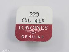 Longines Genuine Material Part #220 4th Wheel for Longines Cal. 4.LV