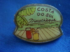 PINS RARE COSTA DO SOL DISCOTHEQUE NIGHT CLUB / ILE DE FRANCE 94