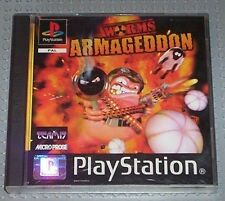 Worms Armageddon (Sony PlayStation 1, 1999)