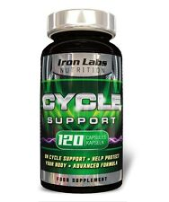 Cycle Support - Iron Labs Nutrition: On Cycle Protection & Liver Assist