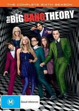 THE BIG BANG THEORY SEASON 6 DVD BRAND NEW