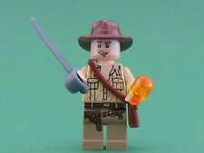 ★ LEGO INDIANA JONES - PERSONNAGE FIGURINE - INDIANA JONES - NEUF !!