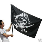Halloween Huge 3x5FT Skull and Crossbones Sabres Swords Jolly Roger Pirate Flags