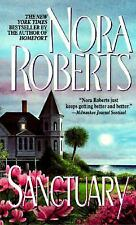 Sanctuary by Nora Roberts (1998, Paperback, Reprint, Large Type)
