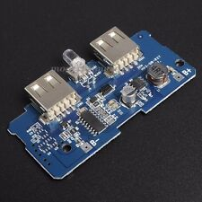 5V 2A Power Bank Charger Board Charging Step Up Power Supply Module Dual USB