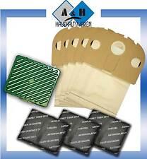 Sacchetto Polvere 30 + 4 Filtro adatto per Vorwerk Tiger 251 252 con ET 340 EB