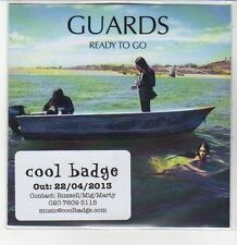 (DQ869) Ready To Go, Guards - 2013 DJ CD