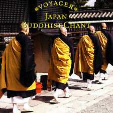 Voyager Series-Sacred Traditions Voyager Series: Japan - Buddhist Chant CD