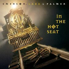 EMERSON LAKE PALMER - IN THE HOT SEAT -  CD NUOVO