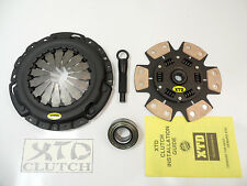 XTD STAGE 4 CLUTCH KIT ECLIPSE TALON LASER GST GSX TSI TURBO 2300LBS (SPRUNG)