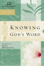 Knowing God's Word: Women of Faith Study Guide Series-ExLibrary