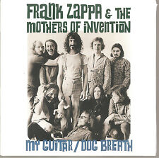 "FRANK ZAPPA & THE MOTHERS OF INVENTION ""My Guitar / Dog Breath"" 7"" VINYL RSD EU"