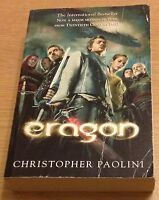 ERAGON Christopher Paolini Book (The Inheritance Cycle) Paperback