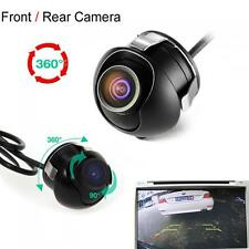 CCD 360 Degree Lens Car Rear Front View Camera with Mirror Image Conversion Line