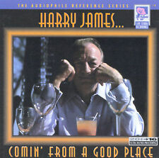 Comin' from a Good Place by Harry James (CD, Feb-1997, Sheffield Lab) AUDIOPHILE