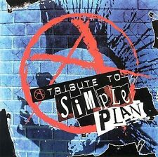 FREE US SHIP. on ANY 2 CDs! NEW CD Various Artists: A Tribute to Simple Plan