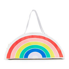 "NEW - Ban.do Bando Insulated Cooler - Bag -  ""Super Chill Rainbow"""