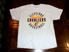 Cleveland Cavaliers Thanks Fans White XL T-Shirt