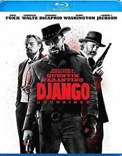 Django Unchained (Blu-ray Disc, 2013) NEW no slipcover