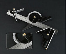 """12"""" Tri- Square Ruler Combination tools for woodworking"""