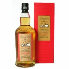 1 BT WHISKY LONGROW 10 YO SPRINGBANK DISTILLERY