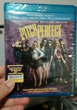 Pitch Perfect (Blu-ray Disc,2012, 2-Disc Set) Brand NEW - Next day Free Shipping