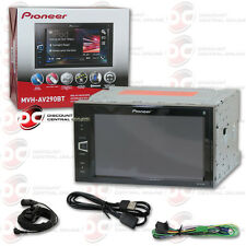 "PIONEER MVH-AV290BT CAR 2-DIN 6.2"" TOUCHSCREEN DIGITAL MEDIA BLUETOOTH RECEIVER"