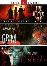 The Other Side/Grim/Night Junkies (DVD, 2011, 2-Disc Set)