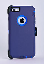 Defender iPhone 6 Plus & iPhone 6s Plus Case (Belt Clip fit Otterbox Defender)