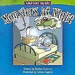 Monsters at Night Tough Stuff for Kids)