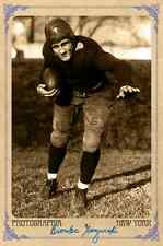 Football Legend Bronko Nagurski Vintage Photograph A++ Reprint Cabinet Card CDV