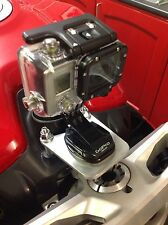Ducati Panigale 899 1199 1299 959 Camera Mounting trackday race fits GoPro Hero