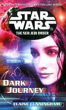 DARK JOURNEY p/back book STAR WARS elaine cunningham NEW JEDI ORDER