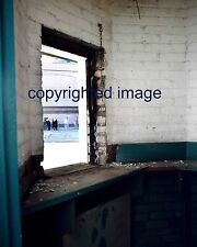Old Comiskey Park Original Ticket Booth 1991 Color 8x10 SS