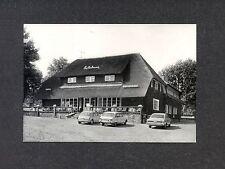 alte Ansichtskarte La Cabane Jalhay Ford 20M RS Austin Vanden Plas R16 60er 70er