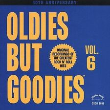 Oldies but Goodies, Vol. 6 [CD] by Various Artists (...