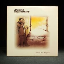 Sound Sanctuary - Broken Signs - music cd EP single