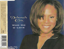 DEBORAH COX Who Do U Love CD Single